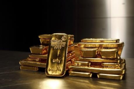 Giá vàng châu Á ngày 20/6 tiếp tục giảm