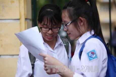 Hà Nội: Công bố điểm thi vào lớp 10 trung học phổ thông năm 2016