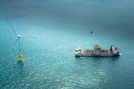 Cuba đẩy mạnh phát triển phong điện