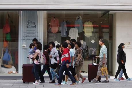 Du khách nước ngoài đến Nhật Bản đạt con số kỷ lục