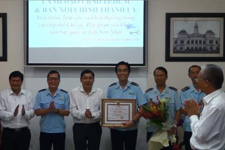 Hải quan sân bay Tân Sơn Nhất phát hiện 13 vụ vận chuyển ma tuý, vũ khí