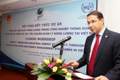 UNIDO sẵn sàng hỗ trợ Việt Nam trong đảm bảo an toàn thực phẩm