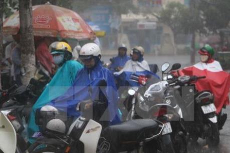 Dự báo thời tiết 7/9: Mưa bao trùm hầu hết các vùng trên cả nước