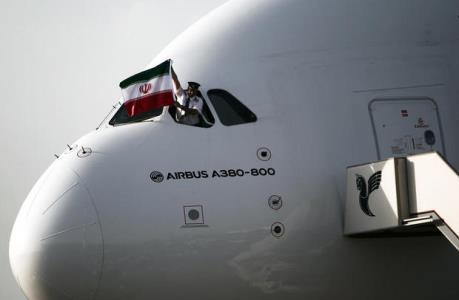 Iran cần mua 551 máy bay mới trong 9 năm tới
