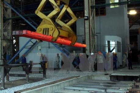 Iran trở thành nhà sản xuất thép lớn thứ 13 thế giới