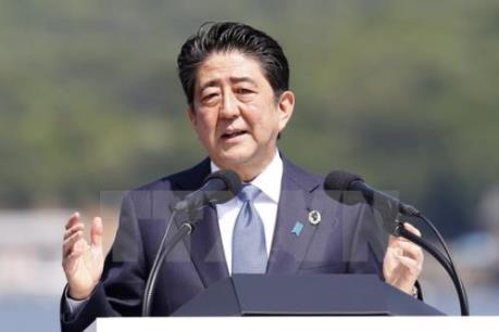 Thủ tướng Abe cam kết chấn hưng kinh tế