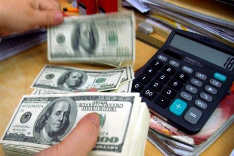 Tỷ giá trung tâm ngày 24/6 giảm 2 đồng