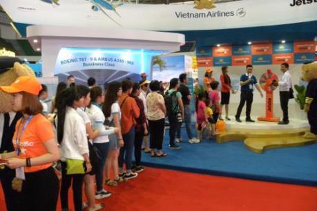 Tp. Hồ Chí Minh: Sắp diễn ra Hội chợ du lịch quốc tế 2016