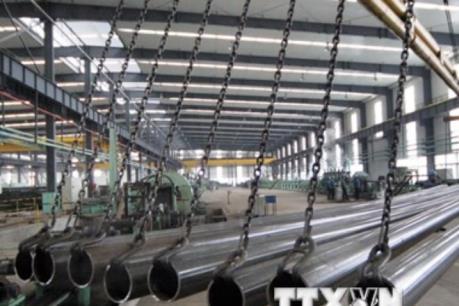 Trung Quốc phàn nàn về các sản phẩm thép bị áp thuế cao