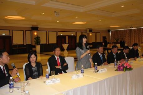 Doanh nghiệp Hồng Kông tìm hiểu môi trường đầu tư tại Bình Dương