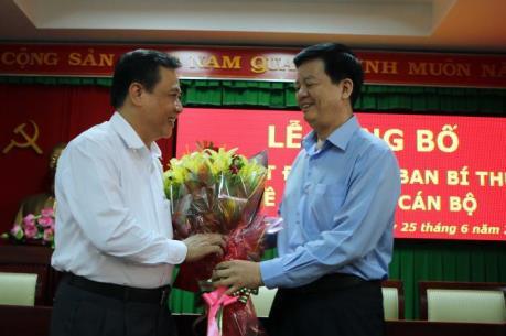 Chủ tịch UBND tỉnh Sóc Trăng Nguyễn Trung Hiếu giữ chức Phó Trưởng Ban Chỉ đạo Tây Nam bộ