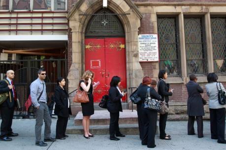 Mỹ: Số đơn xin trợ cấp thất nghiệp gần ở mức thấp nhất trong 43 năm