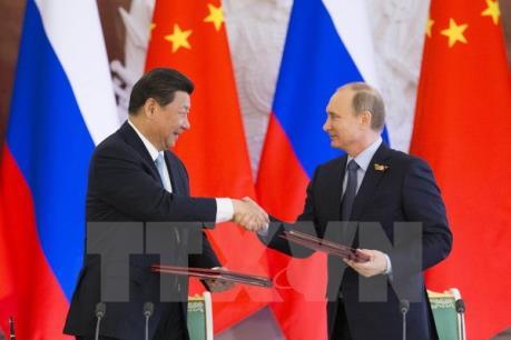 Nga, Trung Quốc ký nhiều thỏa thuận hợp tác