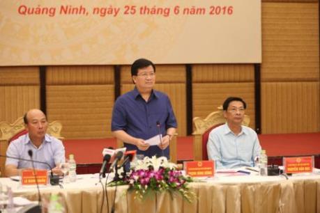 Phó Thủ tướng Trịnh Đình Dũng: Tái cấu trúc để nâng cao hiệu quả ngành than