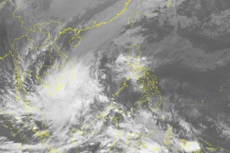 Dự báo thời tiết 2 ngày tới: Áp thấp nhiệt đới gây mưa dông trên diện rộng
