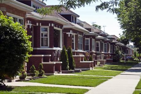 """Thị trường bất động sản Canada đang rất """"nóng"""""""