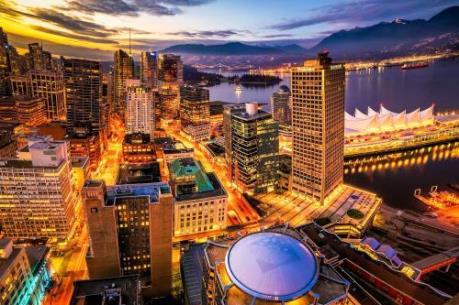 Vancouver - Thành phố của những triệu phú