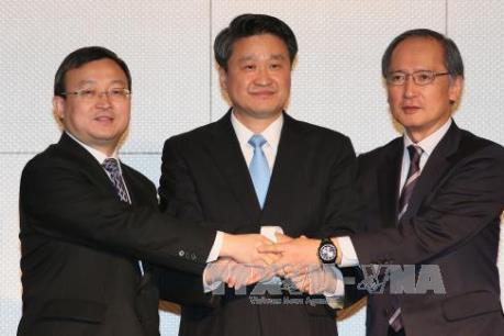 Hàn-Trung-Nhật bắt đầu vòng đàm phán mới về FTA