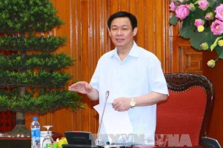 Phó Thủ tướng Vương Đình Huệ: Hành động ngay vì Đồng bằng sông Cửu Long