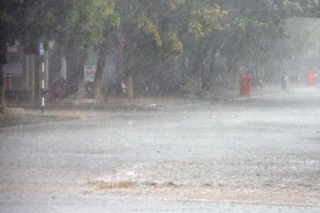 Dự báo thời tiết đêm 27/6: Cảnh báo mưa dông mạnh ở các tỉnh phía Nam
