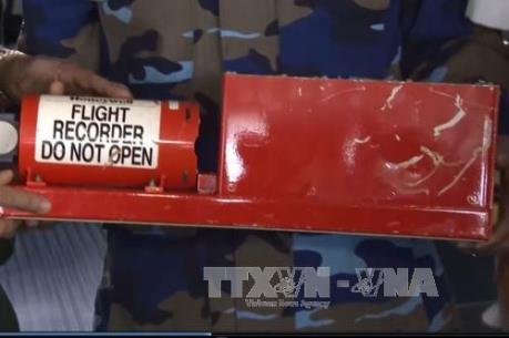 Trục vớt hộp đen máy bay CASA 212, tìm thấy thêm 2 thi thể thành viên phi hành đoàn
