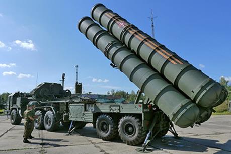Nga tiếp tục trang bị hệ thống phòng không S-400 cho quân đội