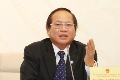 Đồng chí Trương Minh Tuấn kiêm giữ chức Phó Trưởng ban Tuyên giáo Trung ương