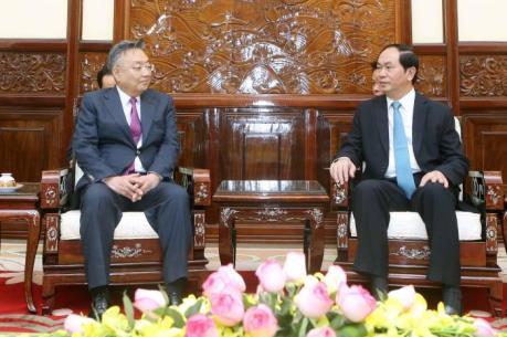 Việt Nam là trung tâm cho các hoạt động của tập đoàn Sojitz ở khu vực
