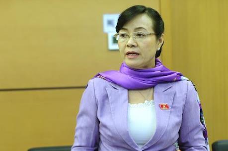 Bà Nguyễn Thị Quyết Tâm tái cử Chủ tịch HĐND TP. Hồ Chí Minh