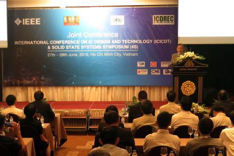 Việt Nam đăng cai hội nghị quốc tế về công nghệ bán dẫn