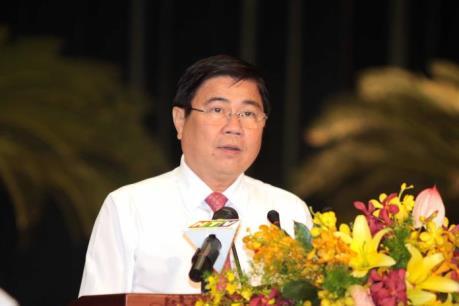 Ông Nguyễn Thành Phong tái đắc cử Chủ tịch UBND TP Hồ Chí Minh