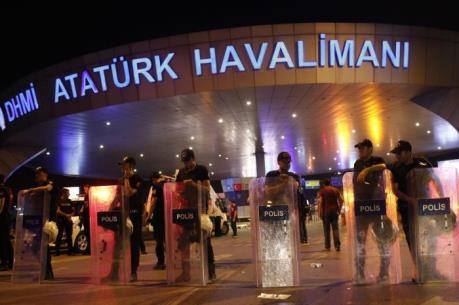 Vụ đánh bom đẫm máu ở Thổ Nhĩ Kỳ: Thủ phạm là IS