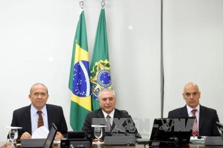 Brazil phát hiện tiếp vụ tham nhũng 53 triệu USD