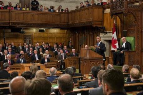 Các nước Bắc Mỹ đạt thỏa thuận về chính sách năng lượng và môi trường