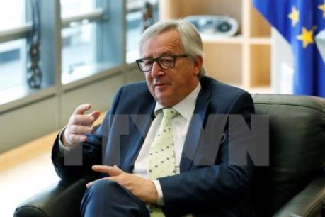 Chủ tịch EC bác khả năng từ chức sau Brexit
