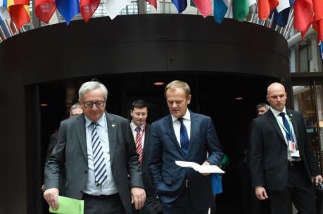 """EU tỏ rõ thái độ """"cứng rắn"""" với nước Anh hậu Brexit"""
