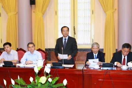 Lùi thời hiệu thi hành Bộ luật Hình sự và một số Luật liên quan
