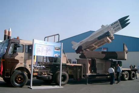 Ấn Độ thử thành công tên lửa đất đối không tầm trung MR-SAM