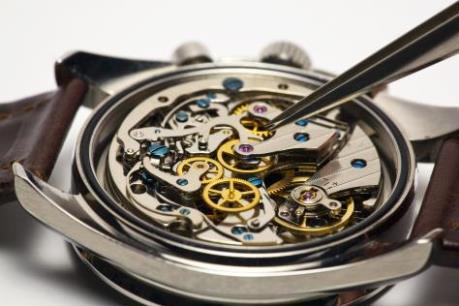 """Đồng hồ """"Swiss Made"""" phải đạt 60% tỷ lệ linh kiện nội địa hóa"""