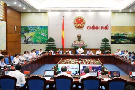 Nghị quyết phiên họp Chính phủ thường kỳ tháng 7/2016