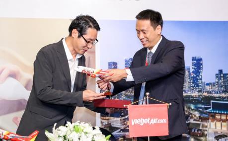 Vietjet ký thỏa thuận hợp tác với Tổng cục Du lịch Incheon (Hàn Quốc)