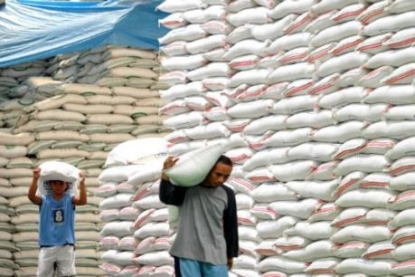 Lào lên kế hoạch xây dựng các kho dự trữ gạo trên cả nước