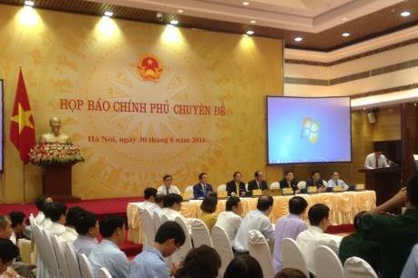 Formosa Hà Tĩnh nhận trách nhiệm làm hải sản chết hàng loạt tại miền Trung
