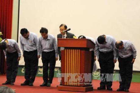 Phát biểu xin lỗi của Chủ tịch Hội đồng quản trị Công ty Formosa Hà Tĩnh