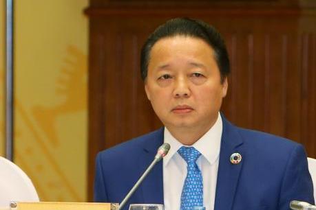 Bộ trưởng Trần Hồng Hà lý giải việc không đưa Formosa vào 10 sự kiện năm
