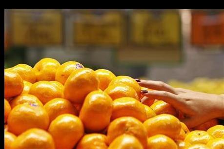 Thị trường Nga khan hiếm cam quýt