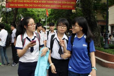 Kỳ thi THPT quốc gia 2016: Những trường, cụm thi đầu tiên công bố kết quả