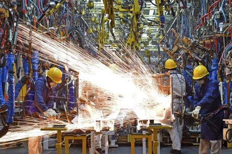 Trung Quốc: Lợi nhuận doanh nghiệp công nghiệp tăng 3,7%
