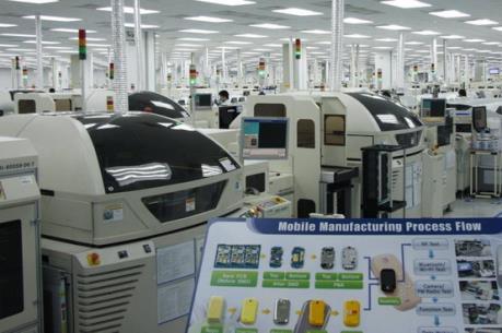 Tổng vốn đăng ký các dự án FDI tăng hơn 105% 6 tháng đầu năm