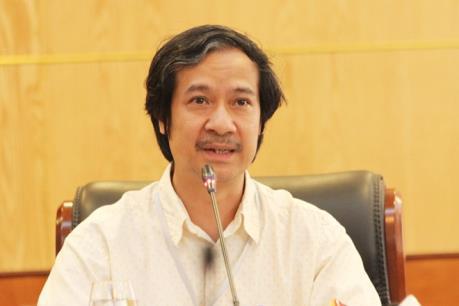 PGS.TS Nguyễn Kim Sơn giữ chức Giám đốc Đại học Quốc gia Hà Nội
